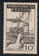 TIMBRE DU FEZZAN 1951  N° 62 ** - Ungebraucht