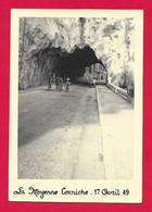 Photographie En Noir Et Blanc Datée De 1949 - Alpes Maritimes - Èze - La Moyenne Corniche - Lieux