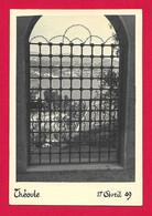 Photographie En Noir Et Blanc Datée De 1949 - Alpes Maritimes - Théoule Sur Mer - Plaatsen