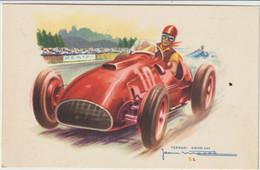 Ferrari -   Jean Masse   - (E.7628) - Le Mans