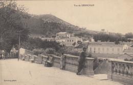 ALGERIE  - VUE DE ZEMMORAH - Scenes