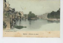 ÉPINAL - L'Ecusson Du Musée - Epinal