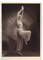 Photo ° Studio H. Bolognesi Marseille C.1930 Danse Orientale  Danseuse Artiste Jeune Fille Femme Pin-up Seins Nue - Pin-ups