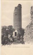 Ruine Romaine Aux Environs De Grombalia - Tunisia