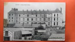 CPA.(49) Cholet. Collège Sainte Marie.  (S.192) - Cholet