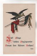 +4483, WK I, Patriotika - Guerra 1914-18