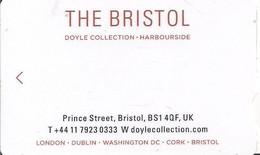 HOTEL THE BRISTOL - Chiavi Elettroniche Di Alberghi