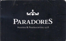 PARADORES - Chiavi Elettroniche Di Alberghi