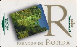 PARADOR DE RONDA - Chiavi Elettroniche Di Alberghi