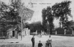 RUEIL - La Place Osiris - Animé - Rueil Malmaison