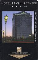 HOTEL SEVILLA CENTER - Chiavi Elettroniche Di Alberghi