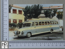 PORTUGAL - AUTOCARRO COVAS & FILHOS -  SESIMBRA -   2 SCANS  - (Nº44791) - Setúbal