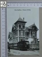 PORTUGAL - VILA DELFINA -  PORTO -   2 SCANS  - (Nº44808) - Porto
