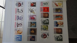 V71 Collection De Timbres Oblitérés De Pologne  ... A Saisir !!! - Collections (with Albums)