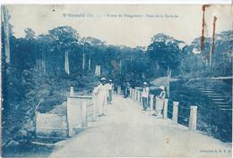 N'GOUNIÉ - Route De Fongamou - Pont De La Bardolo - 1928 - Gabon