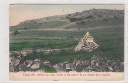 Talana Hill, Showing The Cairn Erected To The Memory Of Lt.-General Penn-Symons. - Other Wars