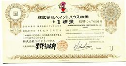 Action Japonaise: Painthouse Co., Ltd - Asia