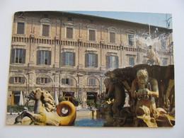 PESARO      MARCHE -  NON  VIAGGIATA  COME DA FOTO - Pesaro