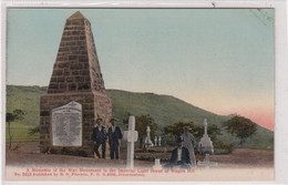 A Memento Of The War: Monument To The Imperial Light Horse At Wagon Hill. - Other Wars