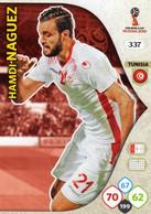 Trading Cards Panini Football Fifa World 2018 Russia Adrenalyn Tunisie 337 Hamdi Naguez - French Edition