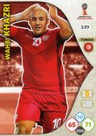 Trading Cards Panini Football Fifa World 2018 Russia Adrenalyn Tunisie 339 Wahbi Khazri - French Edition