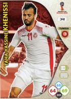 Trading Cards Panini Football Fifa World 2018 Russia Adrenalyn Tunisie 341 Yassine Khenissi - French Edition