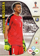 Trading Cards Panini Football Fifa World 2018 Russia Adrenalyn Uruguay 343 Fernando Muslera - French Edition
