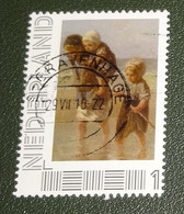 Nederland - NVPH - 2751 - 2010 - Gebruikt - Cancelled - Jozef Israëls - Kinderen Der Zee - Used Stamps