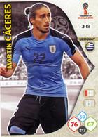 Trading Cards Panini Football Fifa World 2018 Russia Adrenalyn Uruguay 348 Martin Caceres - French Edition