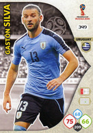 Trading Cards Panini Football Fifa World 2018 Russia Adrenalyn Uruguay 349 Gaston Silva - French Edition
