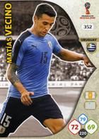Trading Cards Panini Football Fifa World 2018 Russia Adrenalyn Uruguay 352 Matias Vecino - French Edition