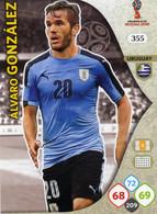 Trading Cards Panini Football Fifa World 2018 Russia Adrenalyn Uruguay 355 Alvaro Gonzalez - French Edition