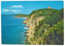 AA1288 Castiglione Della Pescaia (Grosseto) - Punta Ala - Il Castello - Panorama / Viaggiata 1973 - Altre Città