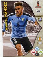 Trading Cards Panini Football Fifa World 2018 Russia Adrenalyn Uruguay 357 Nahitan Nandez - French Edition