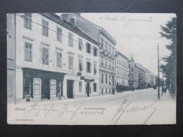 AK GRAZ Humboldtstrasse 1900  /// /  D*50940 - Graz