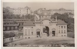 AK - Wien IX. - Lazarettgasse 14, Haupteingang Zu Den Neuen Wiener Kliniken 1920 - Autres