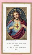 Bidprentje - Heilige Zending 1916 Lichtaart - Z.E.Heer VERREES Turnhout - Van Der Linden En Geerebaert - Devotion Images