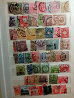 Lot Stamps Japão 1876-1967 - Collections (sans Albums)