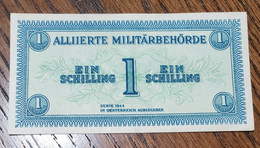 Austria 1 Schilling, 1944. AUNC. - Austria
