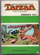 Tarzan Pocket (Cenisio 1975) N. 1 - Non Classificati