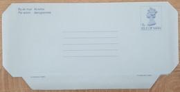 Ile De Man - Entier Postal - AEROGRAMME - REINE ELIZABETH - 11p - Neuf - Man (Ile De)