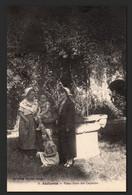 Audierne: Vieux Puits Des Capucins - Villard Quimper N°6 - Audierne