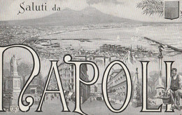 Italia Saluti Da NAPOLI - Napoli (Naples)