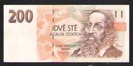ЧЕХИЯ 200 КРОН  1998 - Tschechien