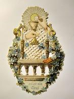 Image Pieuse Religieuse  DÉCOUPIS - Souvenir Pour Une Amie -  BE - Images Religieuses