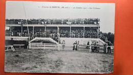 CPA.(49)  Courses De Durtal 22 Octobre 1911. Les Tribunes. (S.308) - Durtal