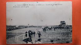 CPA.(49) Courses De Durtal 22 Octobre 1911. La Piste Avec La Ligne D'arrivée. (S.320) - Durtal