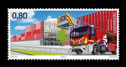 Luxembourg 2021 Mih. 2270 New Headquarters Of The Luxembourg Fire And Rescue Corps MNH ** - Ungebraucht