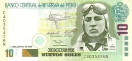 PERU P. 179a 10 S 2005 UNC - Peru