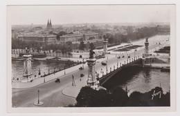 75 - PARIS - Pont Alexandre III Et Esplanade Des Invalides - Ed. YVON : PARIS ... EN FLANANT. N° 20 - El Sena Y Sus Bordes